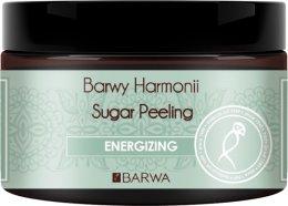 Парфюми, Парфюмерия, козметика Ободряващ пилинг със захар за тяло - Barwa Harmony Sugar Peeling Energizing