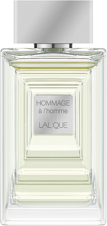 Lalique Hommage a L'Homme - Тоалетна вода — снимка N1
