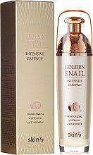 Парфюмерия и Козметика Интензивно регенерираща есенция за лице - Skin79 Golden Snail