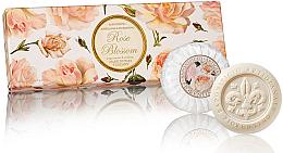 Парфюмерия и Козметика Комплект сапуни с аромат на роза - Saponificio Artigianale Fiorentino Rose Blossom Soap