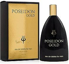 Парфюмерия и Козметика Instituto Espanol Poseidon Gold - Тоалетна вода