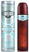 Парфюмерия и Козметика Cuba Winner - Тоалетна вода
