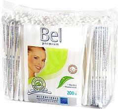 Парфюмерия и Козметика Клечки за уши, 200 бр. - Bel Premium Cotton Buds