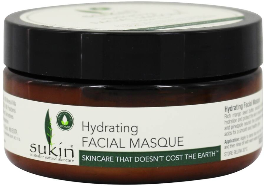Хидратираща маска за лице - Sukin Hydrating Facial Masque