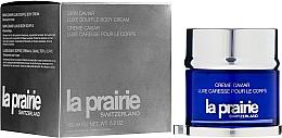 Парфюмерия и Козметика Стягащо суфле за тяло с хайвер - La Prairie Skin Caviar Luxe Souffle Body Cream
