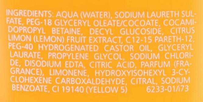 "Освежаващ душ гел ""Цитрус"" - Juvena Body Care Vitalizing Citrus Shower Gel — снимка N3"