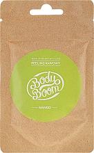 Парфюмерия и Козметика Скраб за тяло с кафе и манго - BodyBoom Coffee Scrub Mango