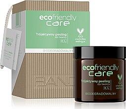 Парфюми, Парфюмерия, козметика Триактивен пилинг за лице - Bandi Professional EcoFriendly Care Peeling