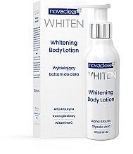 Парфюмерия и Козметика Лосион за тяло - Novaclear Whiten Whitening Body Lotion