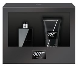 Парфюми, Парфюмерия, козметика James Bond 007 Seven - Комплект (тоал. вода/30ml + душ гел/50ml)