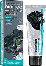 """Парфюмерия и Козметика Паста за зъби """"Тройна система на избелване"""" - Biomed White Complex"""