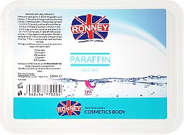 Парфюмерия и Козметика Натурален парафин - Ronney Natural Paraffin