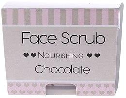 Парфюми, Парфюмерия, козметика Хидратираща скраб за лице и устни - Nacomi Moisturizing Face&Lip Scrub Chocolate