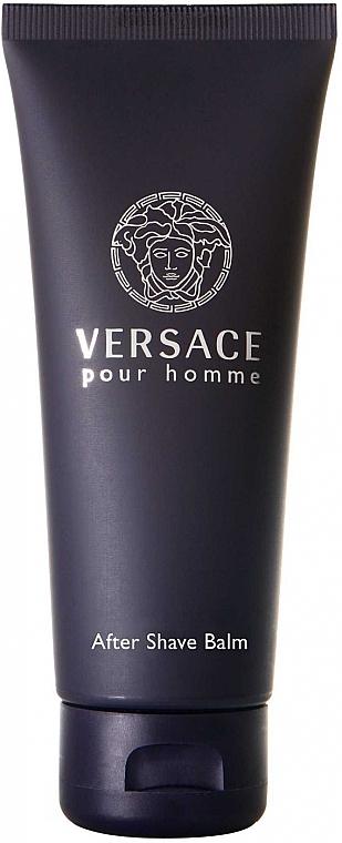Versace Versace Pour Homme - Балсам след бръснене — снимка N1