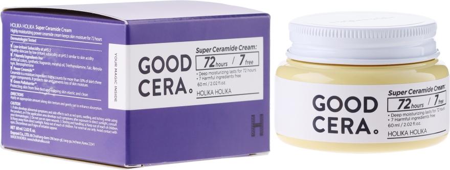 Крем за лице - Holika Holika Good Cera Super Cream Sensitive