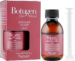 Парфюмерия и Козметика Филър за реконструкция на косата - Fanola Botugen Hair System Botolife Filler