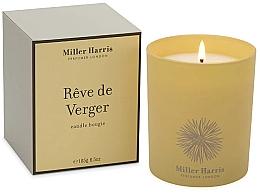 Парфюмерия и Козметика Miller Harris Reve De Verger - Парфюмна свещ