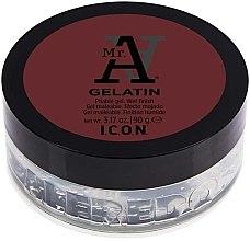 Парфюми, Парфюмерия, козметика Гел за оформяне на косата - I.C.O.N. MR. A. Gelatin Pliable Gel Wet Finish
