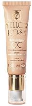 Парфюмерия и Козметика CC крем против стареене - Yellow Rose Hydrocellular CC Cream SPF30