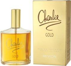 Парфюмерия и Козметика Revlon Charlie Gold - Тоалетна вода