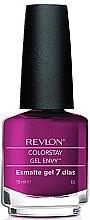 Парфюмерия и Козметика Лак за нокти - Revlon Colorstay Gel Envy Nailpolish