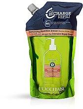 Парфюми, Парфюмерия, козметика Шампоан за изнтензивно възстановяване - L'Occitane Aromachologie Intense Repairing Shampoo (пълнител)