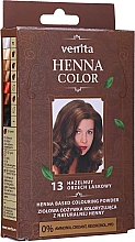 Парфюмерия и Козметика Балсам за коса с екстракт от къна - Venita Henna Color