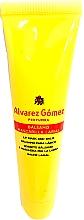 Парфюмерия и Козметика Alvarez Gomez Agua De Colonia Concentrada Lip Mask & Balm - Балсам за устни