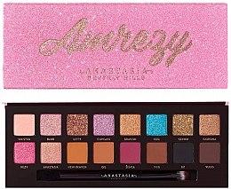 Парфюмерия и Козметика Палитра сенки за очи - Anastasia Beverly Hills Amrezy Eyeshadow Palette