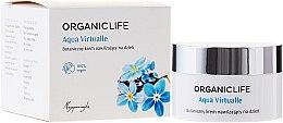 Парфюми, Парфюмерия, козметика Дневен крем за лице - Organic Life Dermocosmetics Aqua Virtualle Day Cream