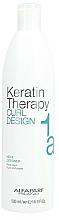 Парфюмерия и Козметика Флуид за коса - Alfaparf Keratin Therapy Curl Design Permanent Curling Fluid