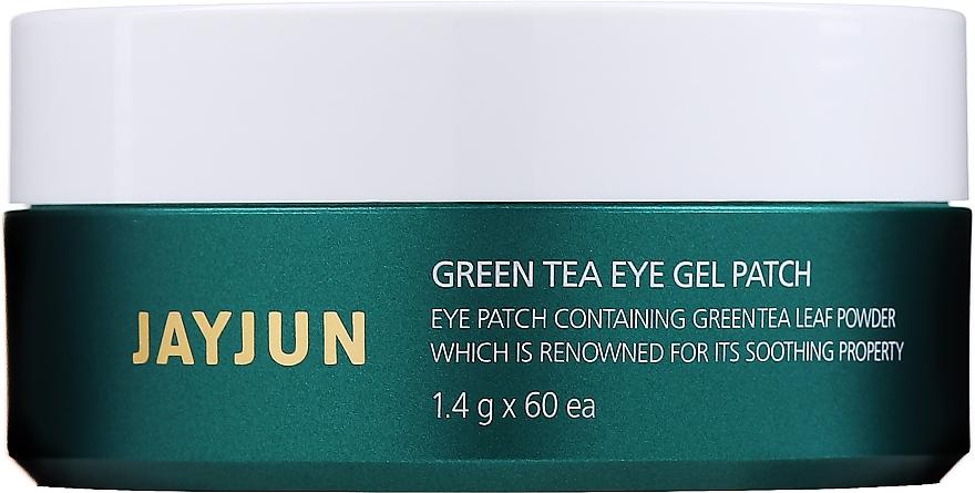 Хидрогел пачове за очи с екстракт от зелен чай - Jayjun Green Tea Eye Gel Patch