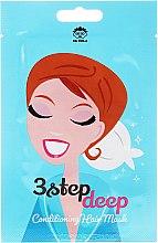 Парфюмерия и Козметика Маска-шапка за коса - Dr. Mola 3 Step Deep Hair Conditioning Mask