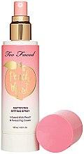 Парфюми, Парфюмерия, козметика Спрей за лице - Too Faced Peach Mist Setting Spray