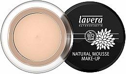 Парфюмерия и Козметика Мус крем фон дьо тен - Lavera Natural Mousse Make Up Cream Foundation