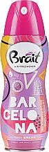 """Парфюмерия и Козметика Ароматизатор за дома """"City Break -Barcelona"""" - Brait Dry Air"""