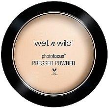 Парфюмерия и Козметика Пудра за лице - Wet N Wild Photofocus Pressed Powder