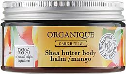 Парфюмерия и Козметика Балсам за тяло с манго - Organique Shea Butter Body Balm Mango