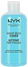 Парфюмерия и Козметика Течност за почистване на четки за грим - NYX Professional Makeup Makeup Brush Cleaner