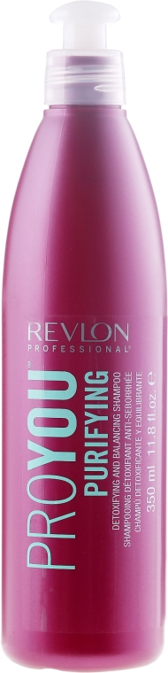 Шампоан за коса - Revlon Professional Pro You Purifying Shampoo — снимка N1
