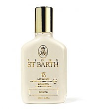 Парфюми, Парфюмерия, козметика Слънцезащитен лосион за тяло - Ligne St Barth Sunscreen Lotion SPF 10