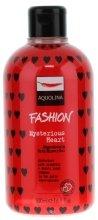 Парфюми, Парфюмерия, козметика Душ гел - Aquolina Fashion Bath Shower Gel Mysterious Heart