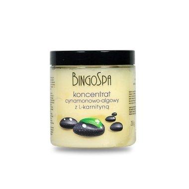 Концентрат за отслабване L-карнитин - BingoSpa Concentrate Cinnamon-Algae With L-Carnitine