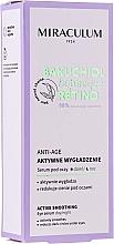 Парфюмерия и Козметика Околоочен серум против стареене - Miraculum Bakuchiol Botanique Retino Anti-Age Serum