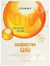 """Парфюми, Парфюмерия, козметика Маска за лице """"Коензим Q10"""" - Conny Q10 Essence Mask"""