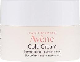 Подхранващ балсам за устни - Avene Cold Cream Lip Balm Intense Nourishment — снимка N2