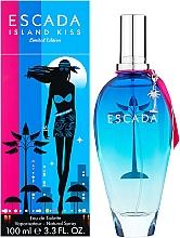 Escada Island Kiss Limited Edition - Тоалетна вода — снимка N2
