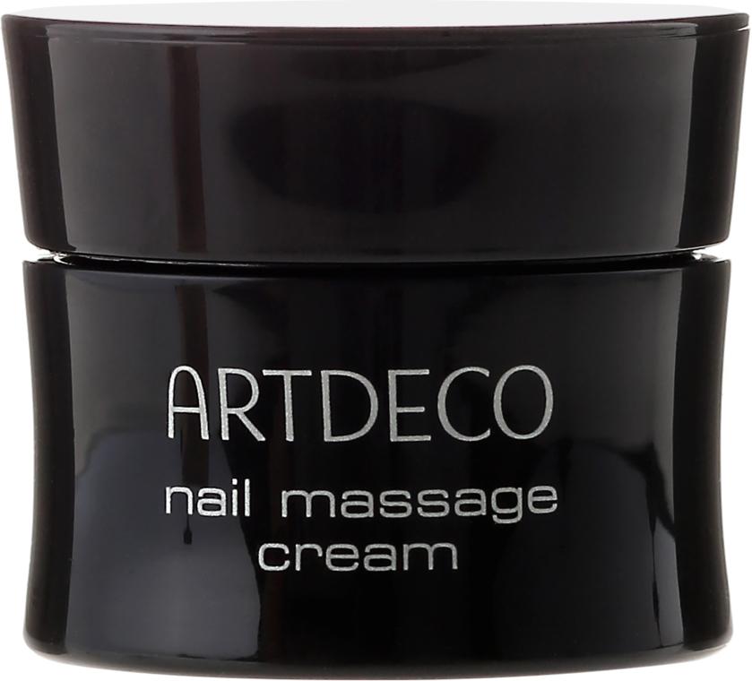 Масажен крем за нокти с напукани и сухи кутикули - Artdeco Nail Massage Cream — снимка N2