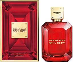 Парфюми, Парфюмерия, козметика Michael Kors Sexy Ruby - Парфюма вода