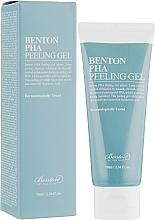 Парфюмерия и Козметика Пилинг гел за лице с лактобионова киселина - Benton PHA Peeling Gel